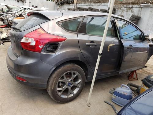 yonke ford focus aut 2013 refacciones partes huesario piezas