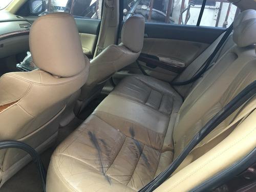 yonke honda accord sedan v6 2010 refacciones partes piezas