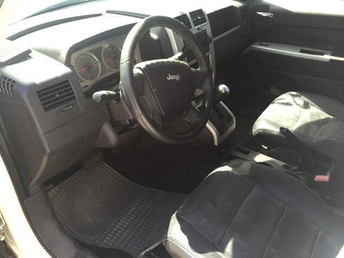 yonke jeep patriot aut 2008 refacciones partes piezas