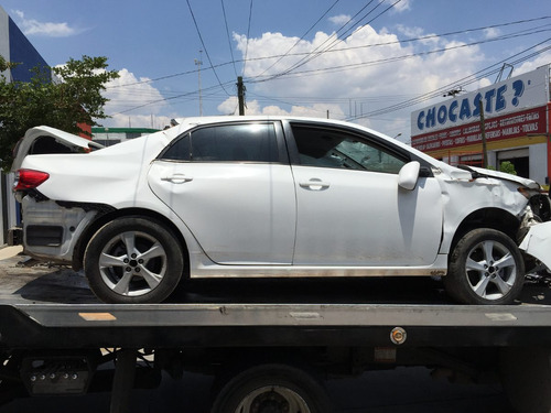 yonke toyota corolla xle aut 2011 refacciones partes