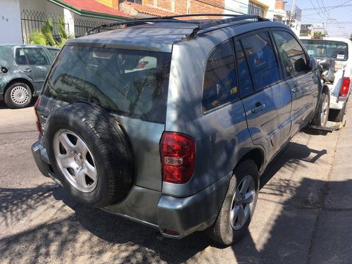 yonke toyota rav4 2005 aut refacciones partes huesario