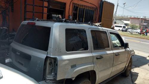 yonkes jeep patriot por partes refacciones patriot 2009