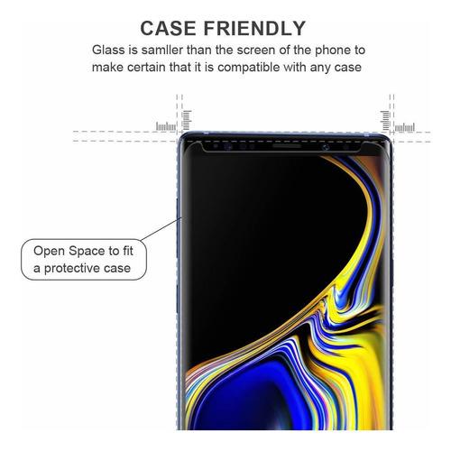 yooch vidrio templado protector de pantalla para samsung gal