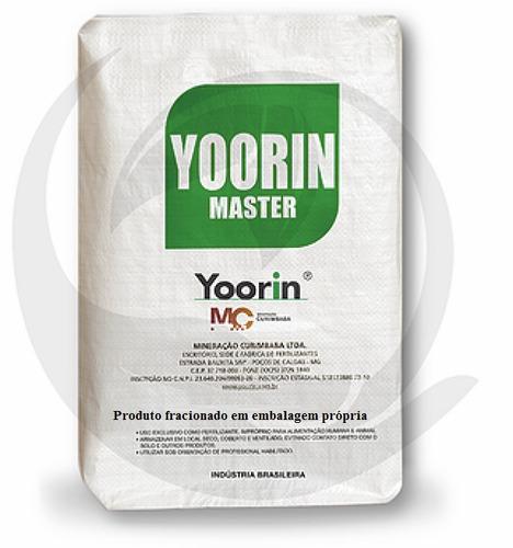 yoorin máster - termofosfato termo fosfato + silício - 5 kg