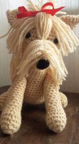 Crochet amigurumi Yorkshire terrier perro yorkie de felpa   Etsy   284x156