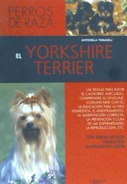 yorkshire terrier, el(libro varios)