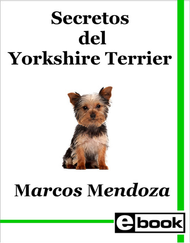 yorkshire terrier - libro adiestramiento cachorro adulto