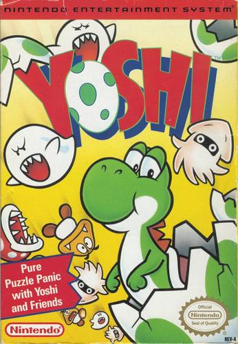 yoshi (completo) - nes