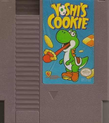 yoshi s cookie / nintendo entertainment system nes