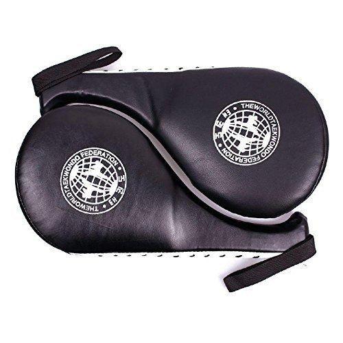 yosoo®pack of 2 taekwondo durable kick pad objetivo tae kwon
