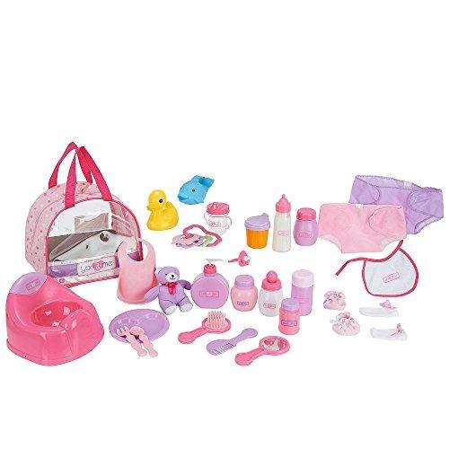 you and me 69928 30 piezas de accesorios para el cuidado de