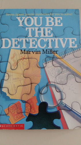 you be the detective, marvin miller