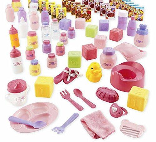 you me cilindro accesorios cuidado muñecas 70 piezas