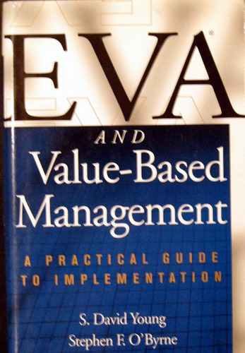 young eva and value based management en ingles no envio