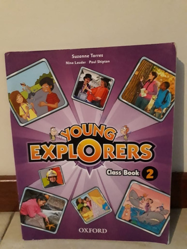 young explorers 2 class book y activity book