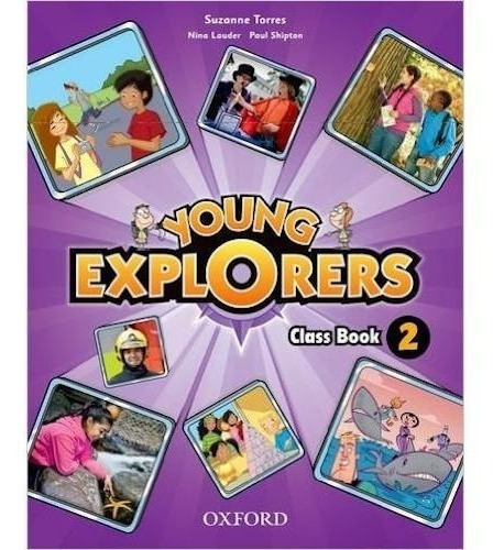 young explorers 2 class book y activity book - oxford