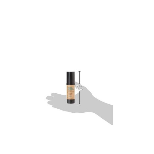 youngblood liquid mineral foundation, caribe, 1 onza