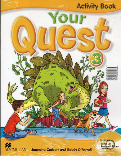 your quest 3 - macmillan