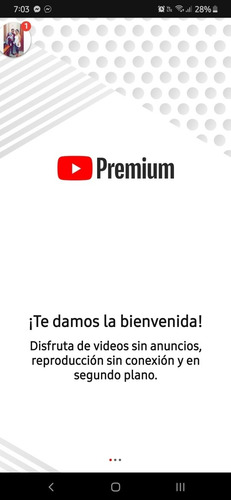 youtube premium 2 meses garantizados