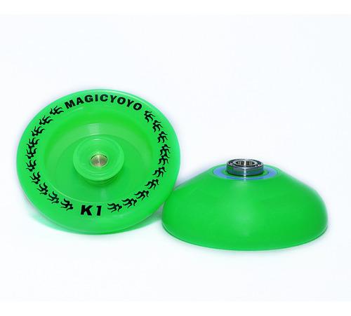 yoyo mágico bola de giro profesional con cuerda, juguete
