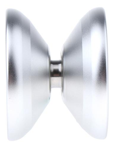 yoyo mágico profesional de iluminiación led de aluminio