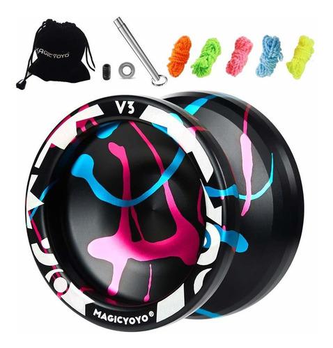 yoyo v3, yoyo de aluminio para niños principiantes, yoyo pro