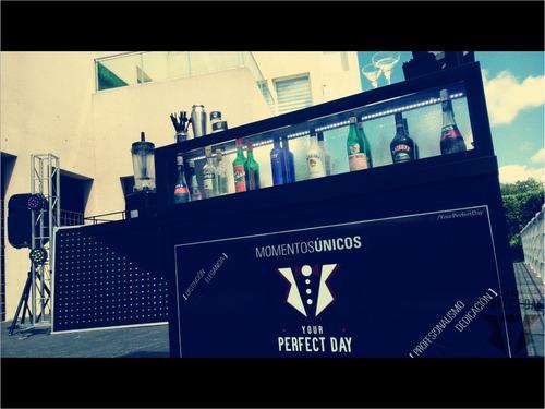 ypday - servicio de barra de tragos para eventos