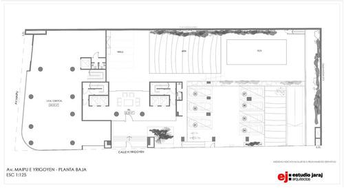 yrigoyen blvd ·  3 amb ·bcn terraza 15 m2 ·