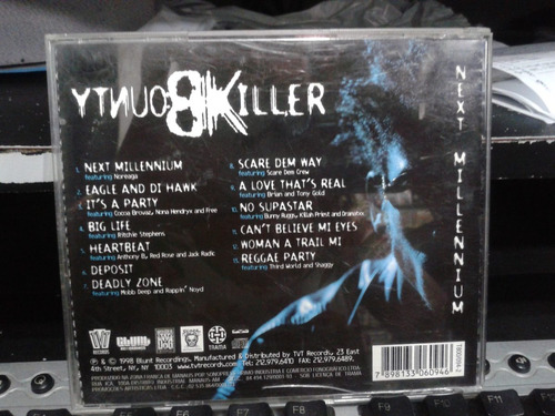 ytnuo killer - next millennium