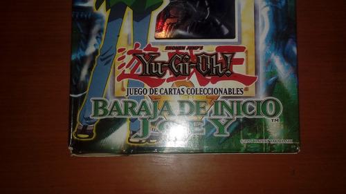 yu gi oh - baraja de inicio joey edicion en español