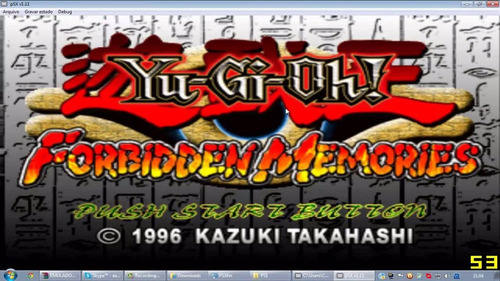 yu-gi-oh! forbidden memories patch ps1/ ps2/ pc