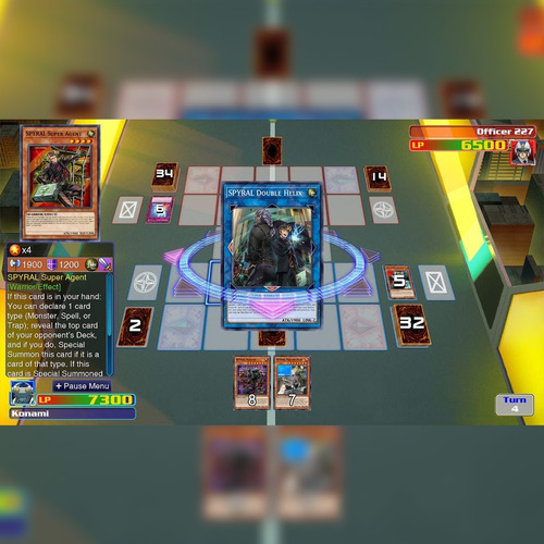 yu-gi-oh! legacy of the duelist: link evolutution - switch