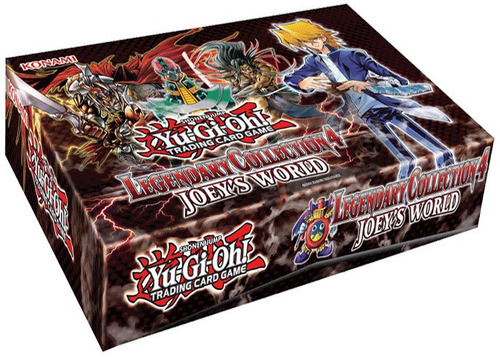 yu gi oh - legendary collection 4 joey's world