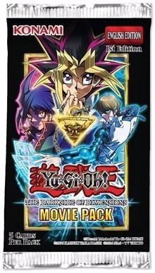 yu-gi-oh! movie pack