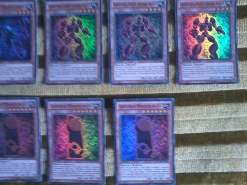 yu-gi-oh set combo base deck 12 cartas cronomalia chronomaly