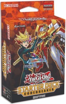 Yu-gi-oh! Yugi - Starter Deck - Codebreaker - Magic4ever