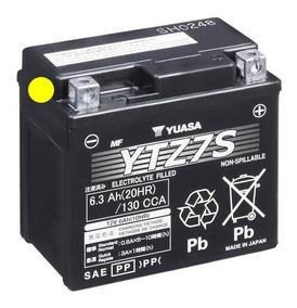 Yuasa Ytz7s Gel Japon Crf450 Wr450 Cbr1000r Y Mas