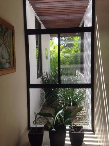 yucatan country club en privada en venta con 22 paneles solares