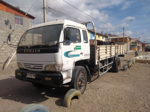 yuejin.8 toneladas