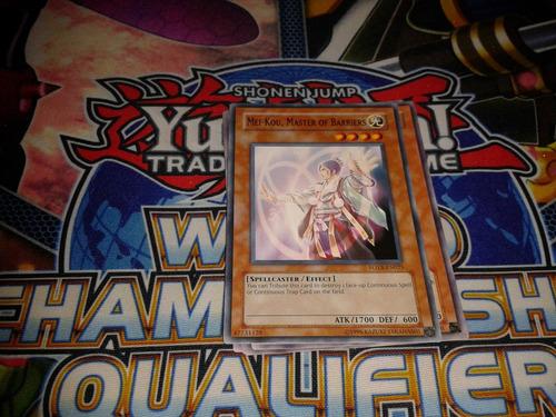 yugi-oh mei-kou master of barriers x1 comun fotb nueva