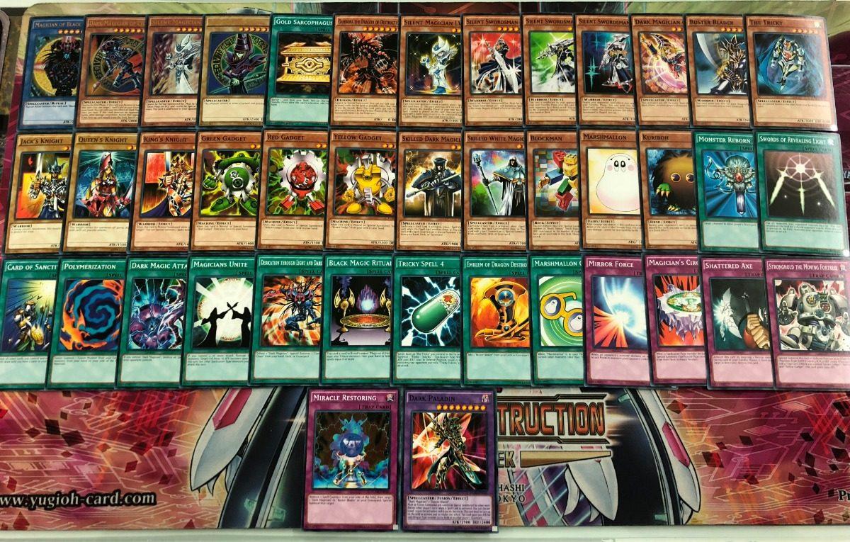 100+ Yugi S Final Deck List – yasminroohi