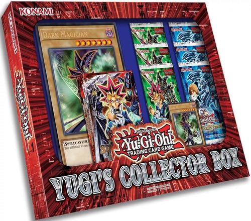 yugioh collector box yugi reload + duelist pack yugi e kaiba