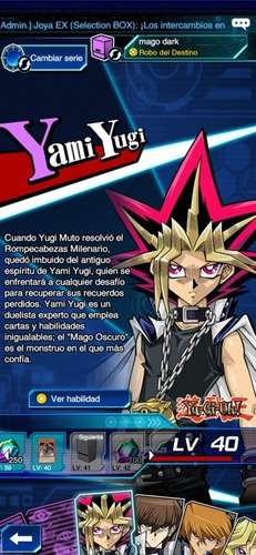 yugioh duel links (android)