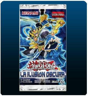 yugioh edición especial ilusión oscura mago oscuro ojos azul