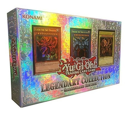yugioh legendary collection 1 box gameboard edition