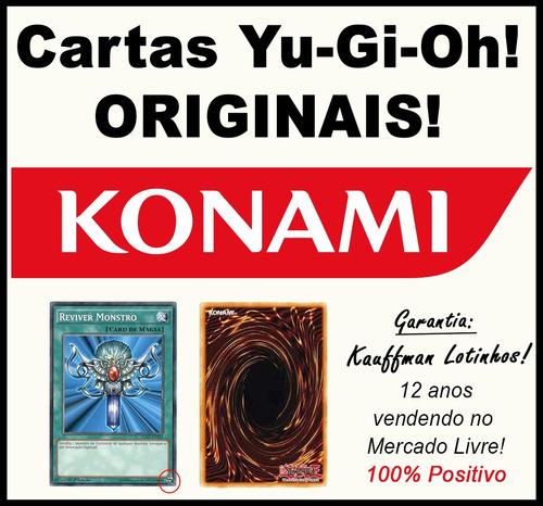 yugioh! mega pack lote com 110 cartas originais yugioh!