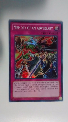 yugioh - memory of an adversary - abyr-en075