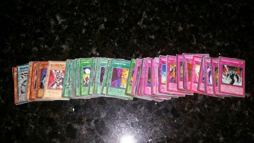 yugioh mini cards/ pack 40 cartas + 1ur