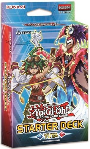 yugioh - starter yuya original konami
