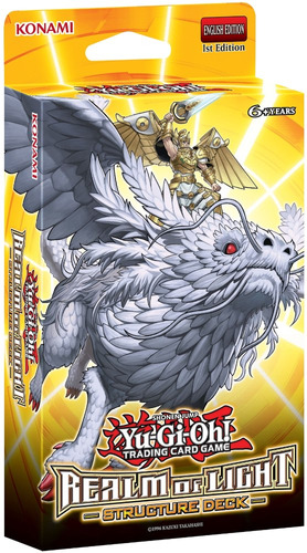yugioh - structure deck realm of light